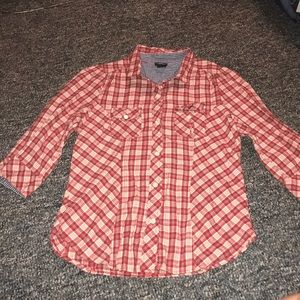 Rue 21 flannel. Size Large.